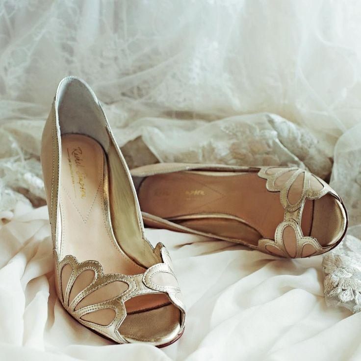 "Wedding - BHLDN Weddings On Instagram: ""Ready For A Night Of Endless Dancing, Too Many Toasts To Count, & A Kiss That Lasts A Lifetime. The Isabella Scalloped Heels By…"""