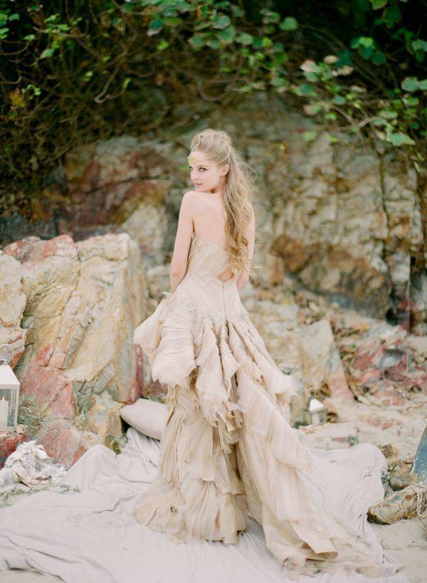 Wedding - Beach Wedding Dresses Ideas