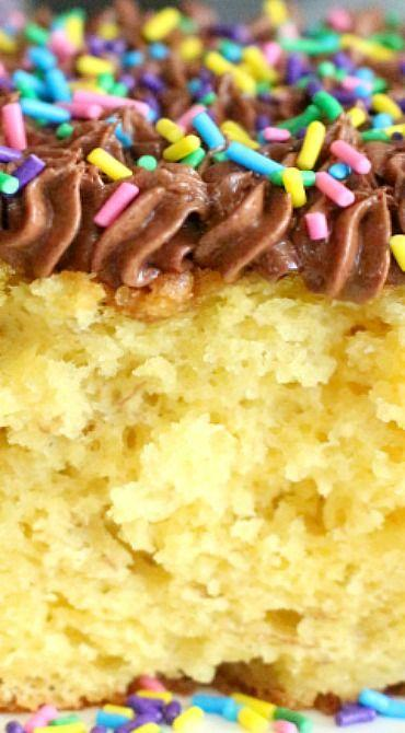 زفاف - Banana Pudding Cake