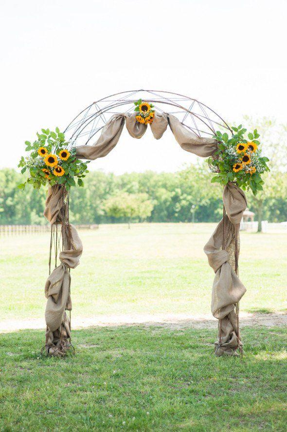 Theme De Mariage Country Wedding On Horse Farm 2552885