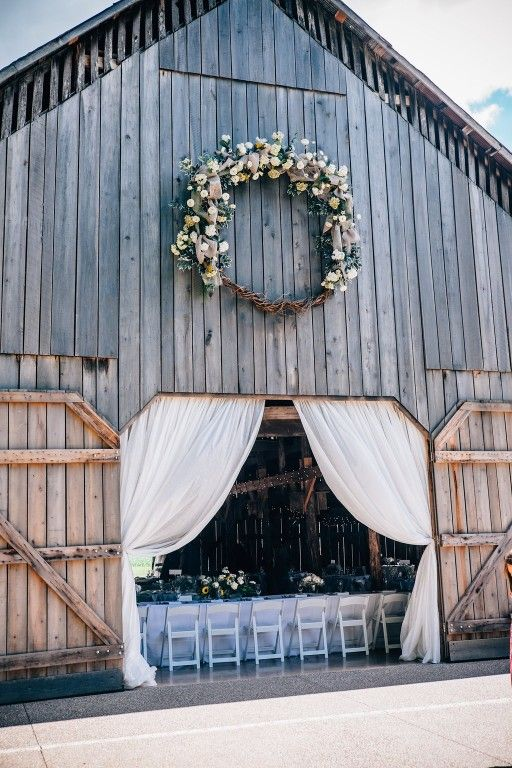 Wedding - Top Wedding Barns In The USA