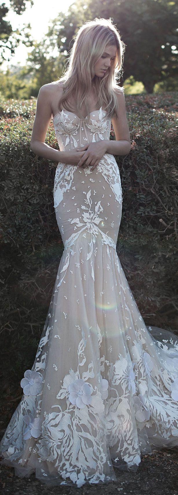 Свадьба - Wedding Dresses By Idan Cohen 2017 Bridal Collection