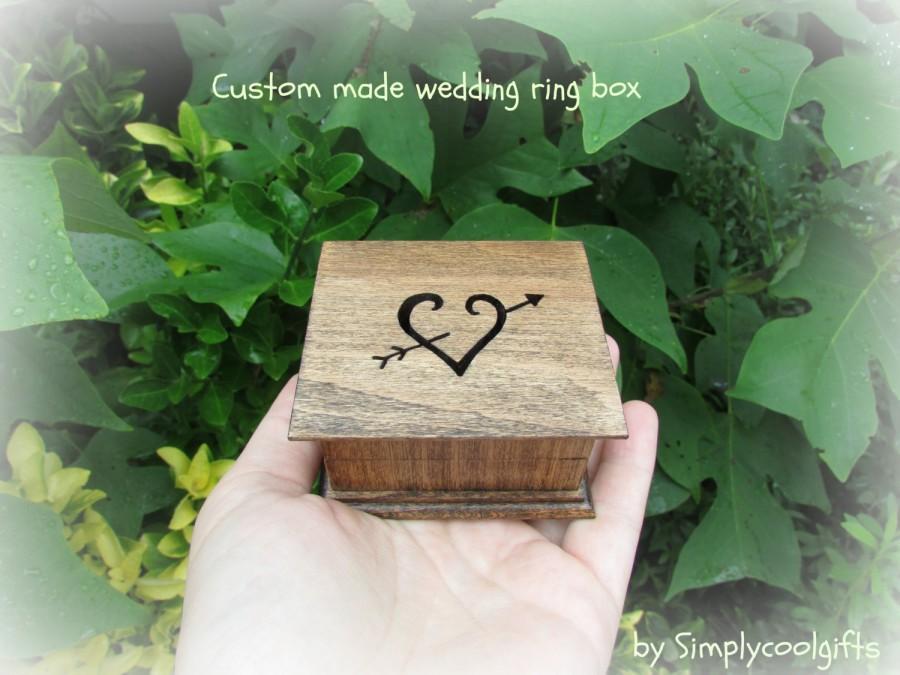 Свадьба - wedding ring box, ring box, ring pillow, ring pillow box, custom ring box, custom made ring pillow, wedding ring pillow, ring bearer pillow