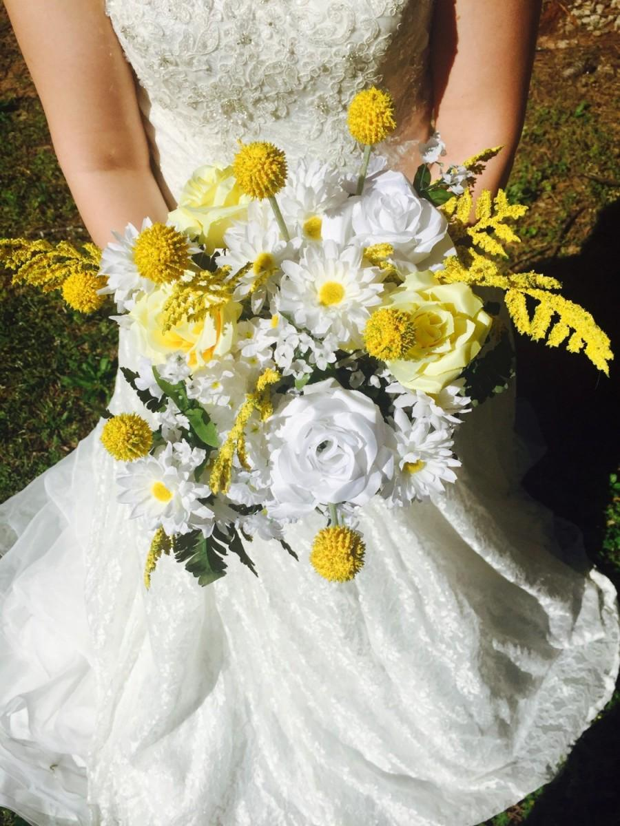 Sale bridal bouquet large bouquet bouquet bridal bouquets bridal bouquet large bouquet bouquet bridal bouquets yellow white yellow wedding bouquet keepsake bouquet mightylinksfo