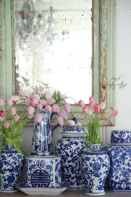 Свадьба - Blue And White (Chinoiserie Chic)