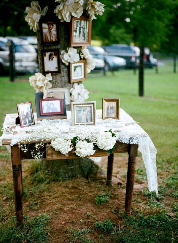 Homespun Antique Farm Wedding
