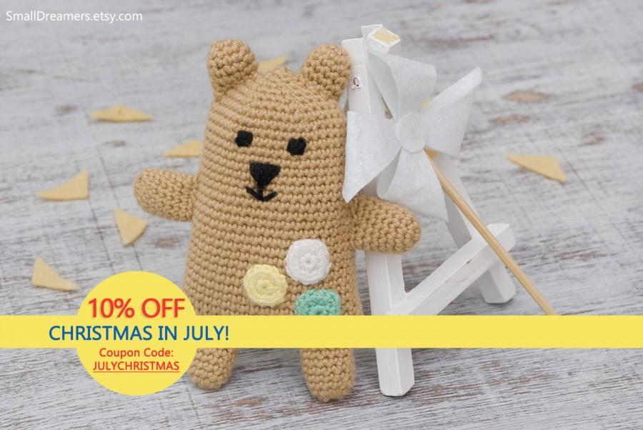 Teddy Bear Grey Bear Stuffed Toy Woodland Plush Bear Doll Stuffed ... | 602x900