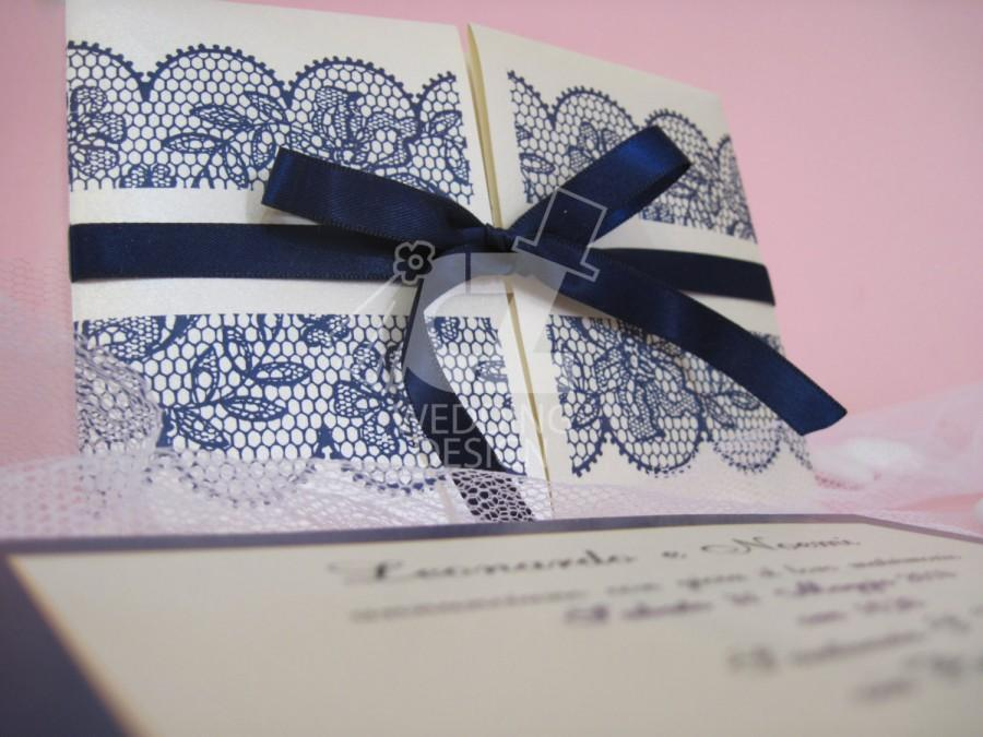 زفاف - Marriage involvement in Pearl paper handmade and fully customizable, even with a design on request