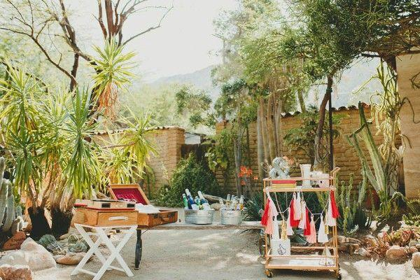 Wedding - Intimate Pop-Up Elopement In Palm Springs, California