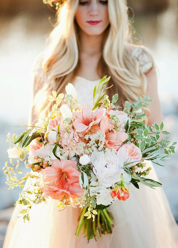 Hochzeit - The 12 Best Bouquets Of The Year