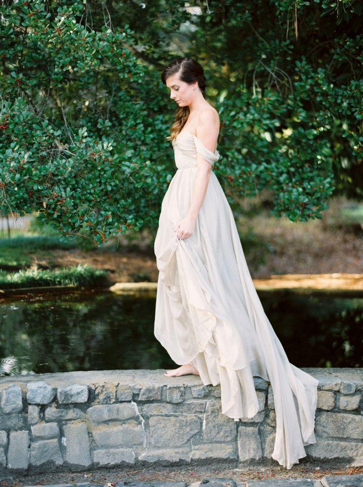 Свадьба - Renaissance Garden Bridal Inspiration