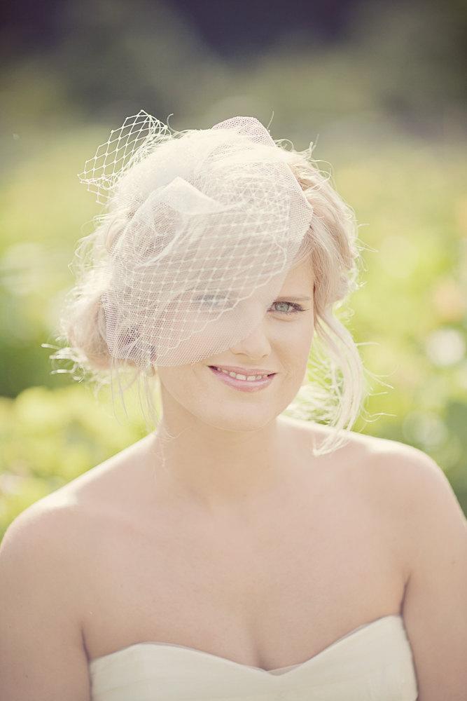 Свадьба - Bethany Blusher veil