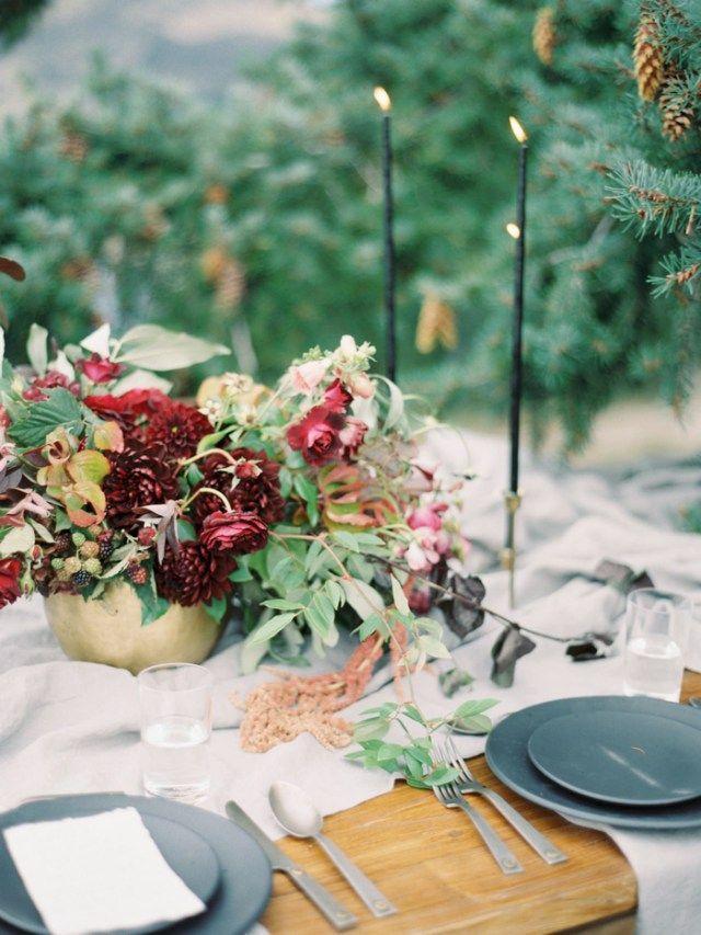 زفاف - New Zealand Mountain Wedding Inspiration