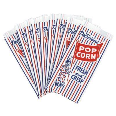 Свадьба - VINTAGE POPCORN BAGS / clowns /party decorations /circusl / popcorn / party treats / circus  /  birthday /  carnival / movie night