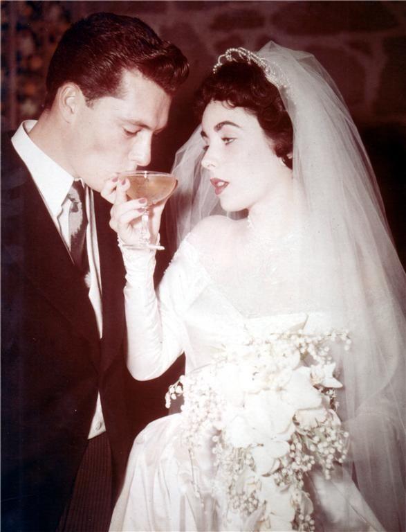 زفاف - Elizabeth Taylor Photo: Elizabeth Taylor
