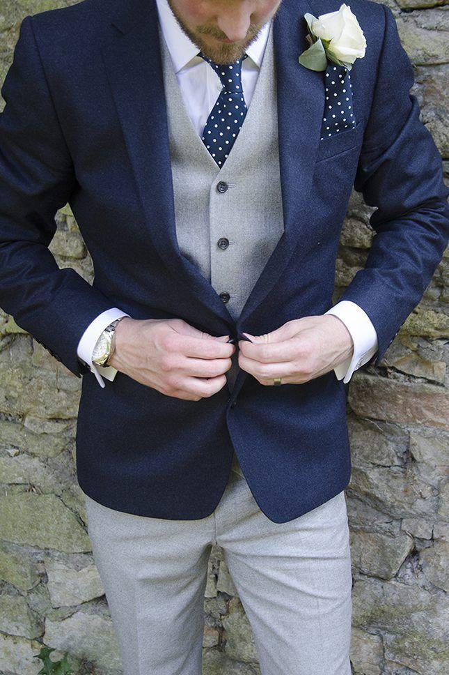 Свадьба - 11 Modern Groom Looks That Ditched The Traditional Tuxedo