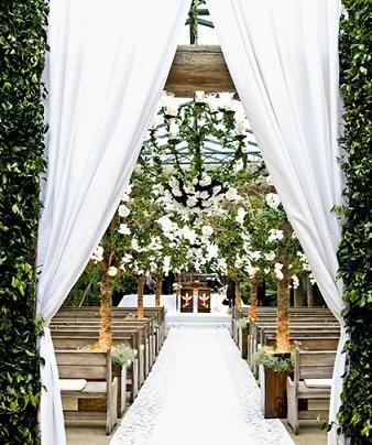 Свадьба - Viver É Uma Arte: Casamento No Campo
