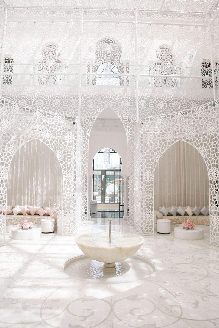 Wedding - Royal Mansour Marrakech. / Wedding Style Inspiration / LANE