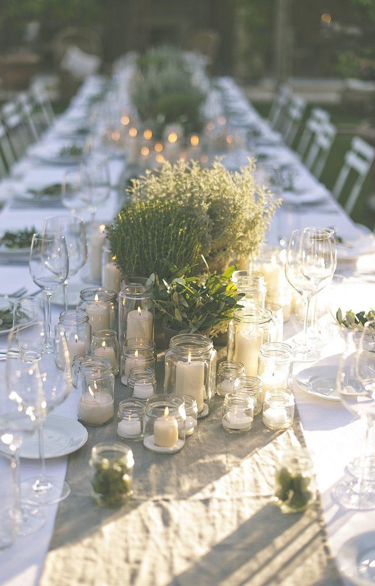 Свадьба - Rustic Luxury; An Al Fresco Tuscan Wedding