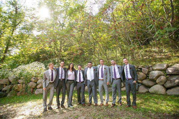 Свадьба - Leah & Michael's Rustic Henderson, MN Real Wedding By Jeannine Marie Photography