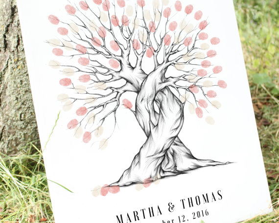 Wedding Gift Ideas Guest Book Alternative Gifts For Couple Rustic