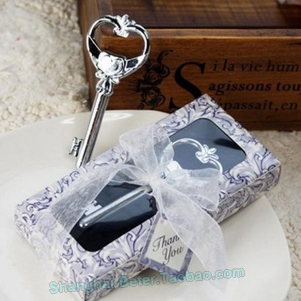 Hochzeit - Beter Gifts® #婚禮小禮物 別墅 #轟趴派對 #生日禮物 #藍色鑰匙開瓶器 WJ006/D創意家居