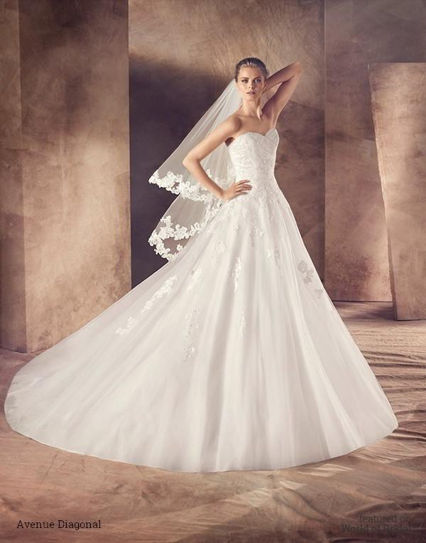 Wedding - Avenue Diagonal 2016 Wedding Dresses