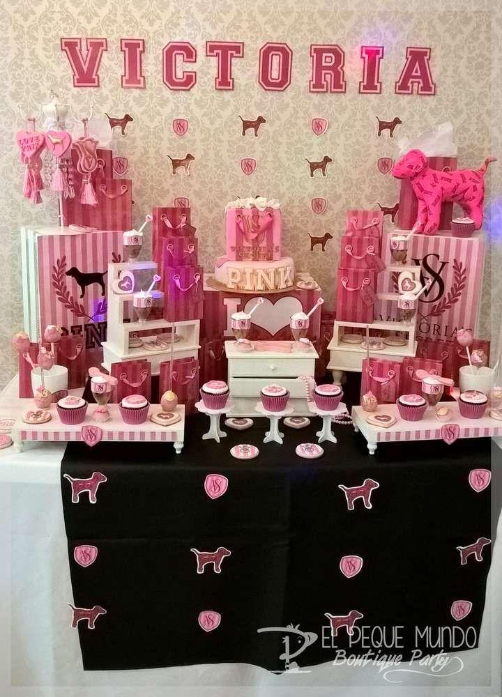 Wedding Theme Victoria Secret Birthday Party Ideas 2556618 Weddbook