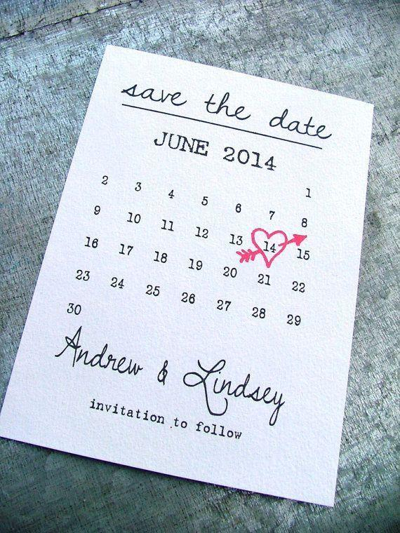 Mariage - Save The Date
