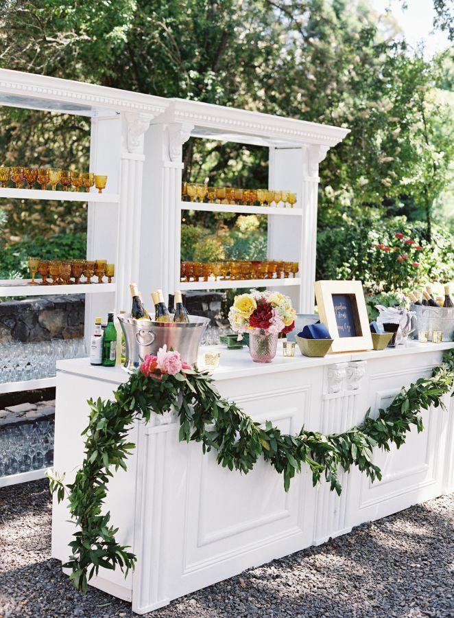 Mariage - Colorful Spring Garden Wedding In Sonoma Valley