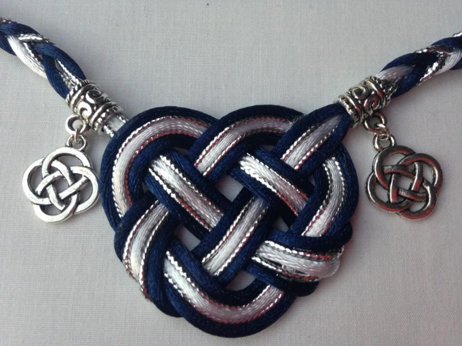Mariage - Zoei's Charmed Life Handfasting Cord (5 cords, 3 stain, 2 metallic plus 6 charms)