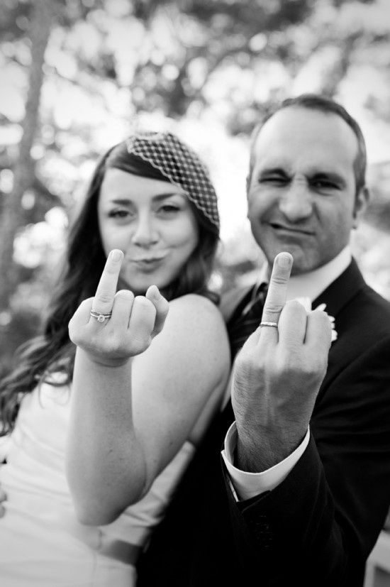 16 Of The Best Not So Posed Wedding Photos