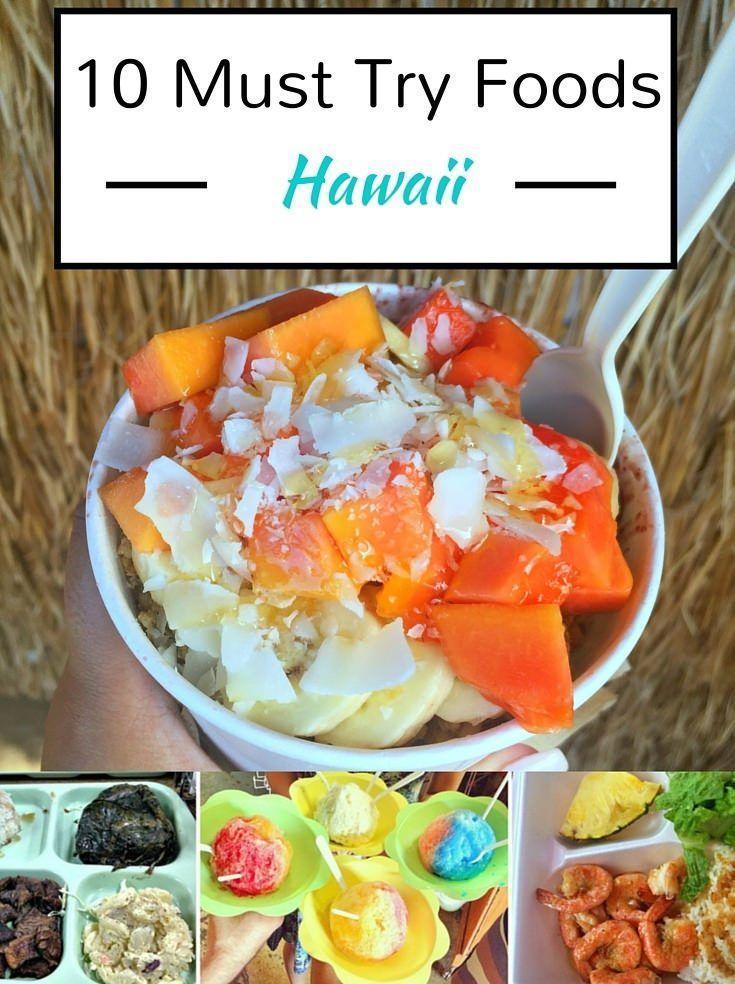 Matrimonio Tema Hawaii : Matrimonio a tema foods you must try in hawaii