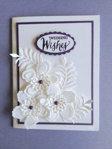 Mariage - 28 WOW! Stampin' Up! Card Ideas & More