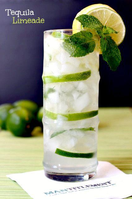 Свадьба - Tequila Limeade