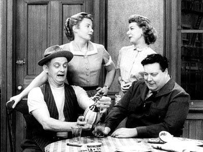 Mariage - Is The Honeymooners One Of The All-TIME 100 Best TV Shows?
