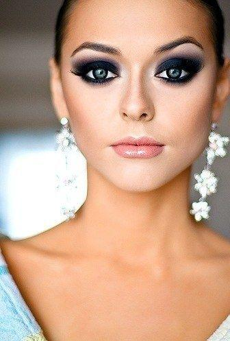 زفاف - Eye Makeup Ideas