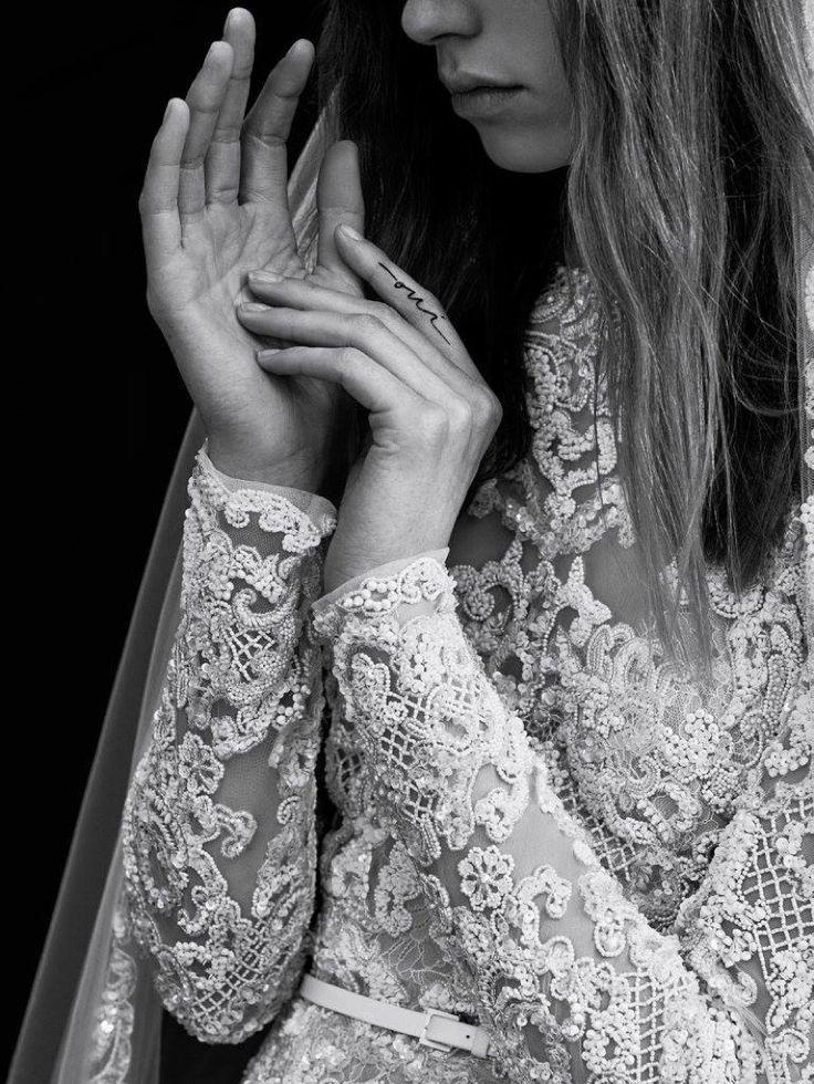 Свадьба - Elie Saab Bridal Wedding Dresses 2017 Spring / Summer