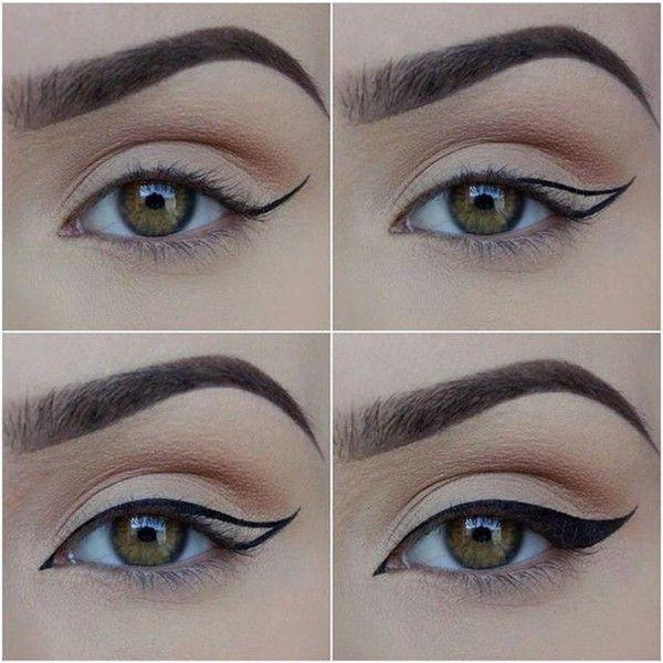 Makeup Omghow How To Put On Liquid Eyeliner 2557715 Weddbook