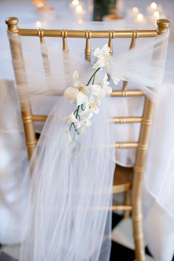 Hochzeit - Décoration Mariage: Quelle Housse De Chaise Choisir?