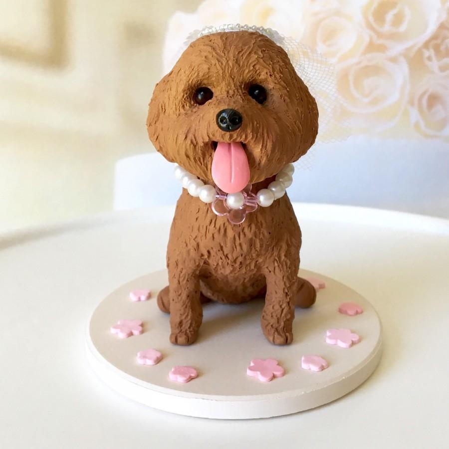 How To Make A Poodle Cake
