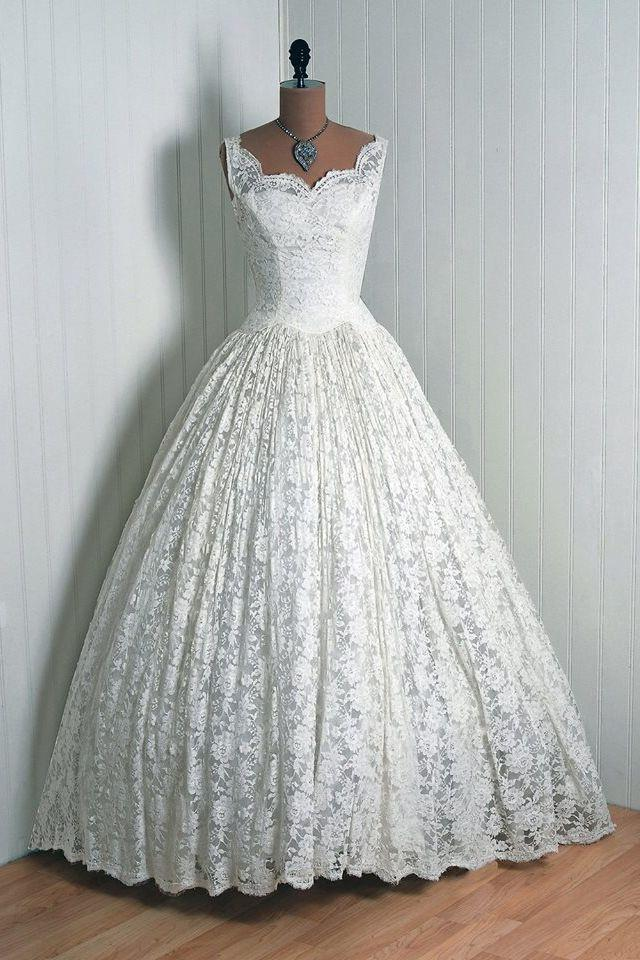 1950 39 s cahill beverly hills couture ivory white french for Beverly hills wedding dresses