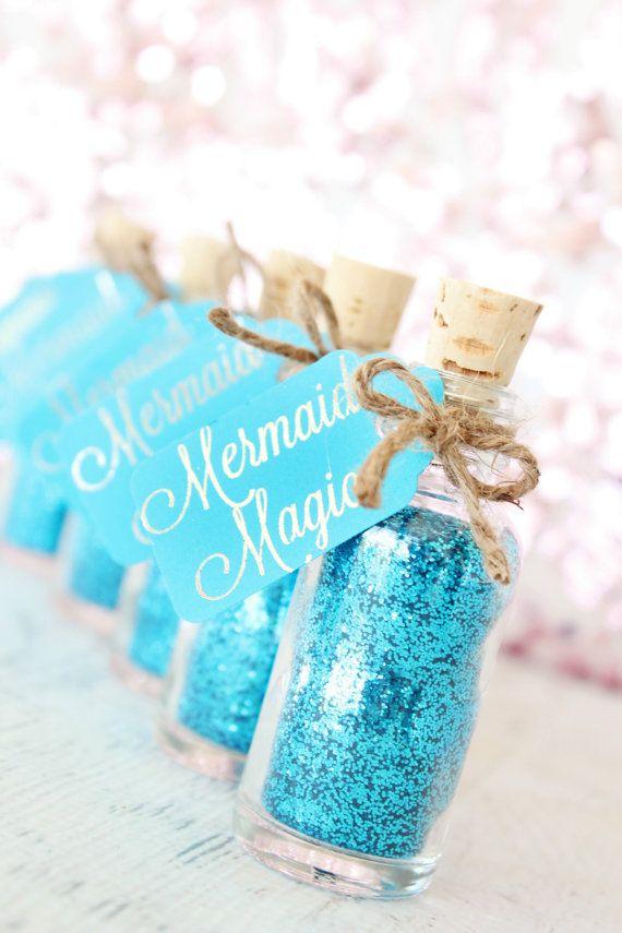 Mermaid Party Favor - Mermaid Birthday Party - Mermaid ...