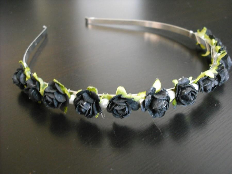 Bridesmaid Skull Wedding Bouquet Alternative Ornate Handle