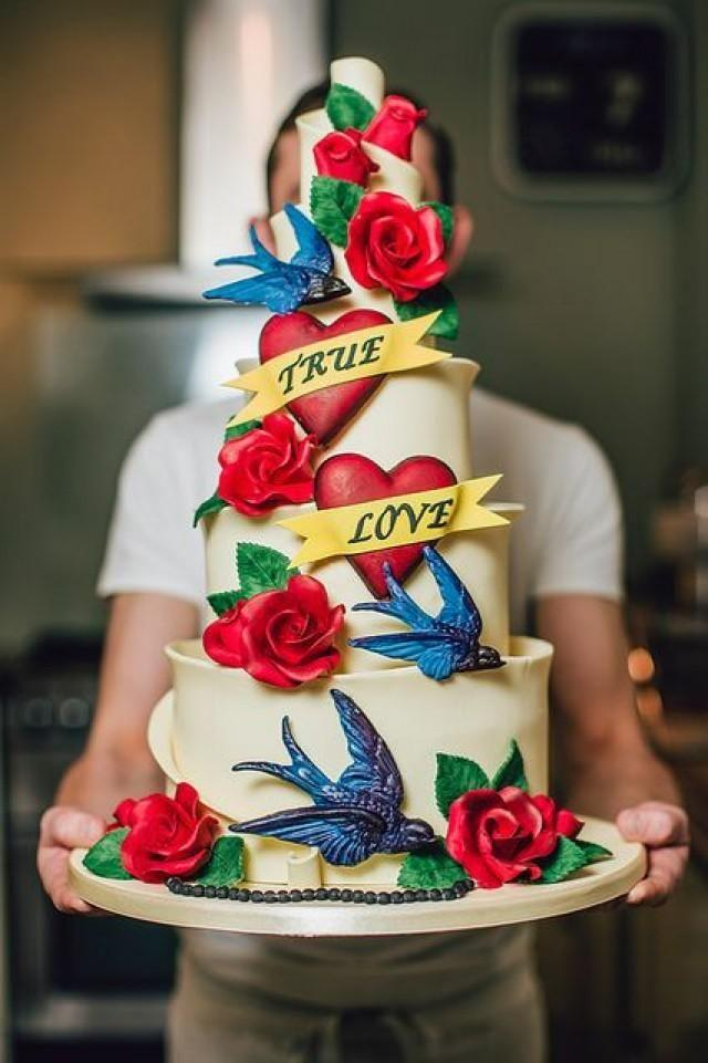 Свадьба - True Love Wedding Cake