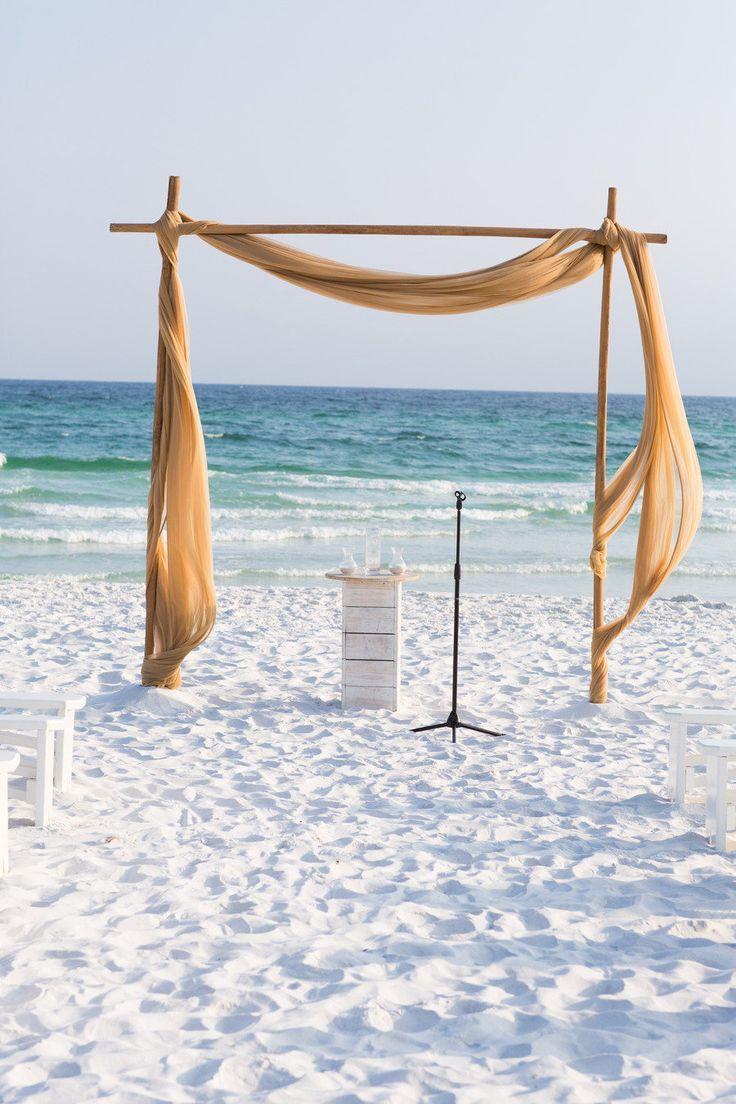 Grayton Beach Wedding From Ashley Victoria Photography