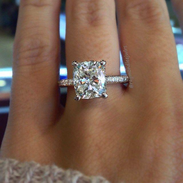 Mariage - Top 10 Engagement Ring Cuts
