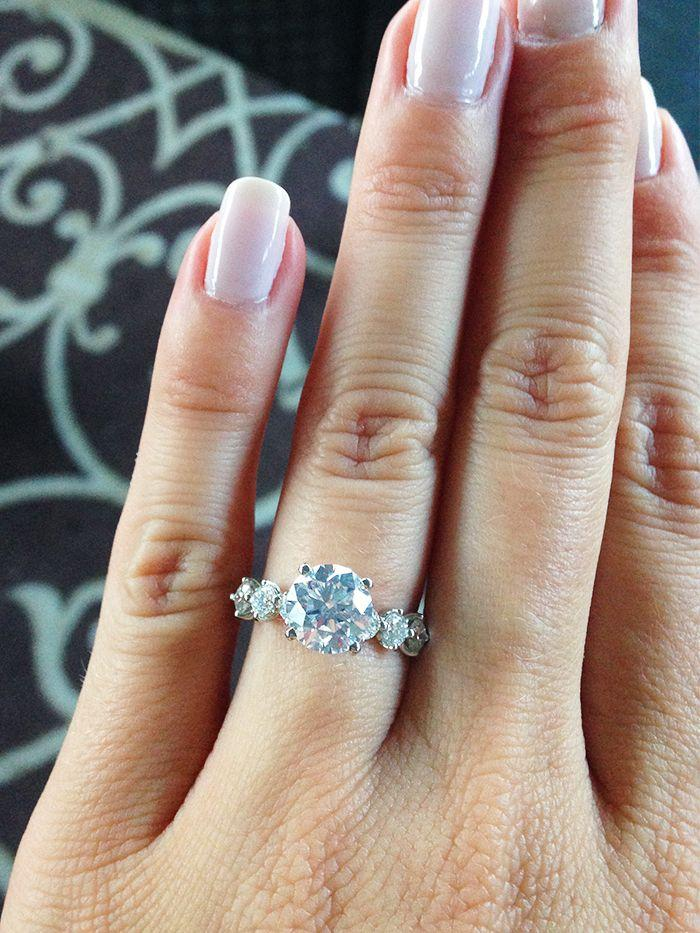 زفاف - 7 Real Girls With The Prettiest Engagement Rings