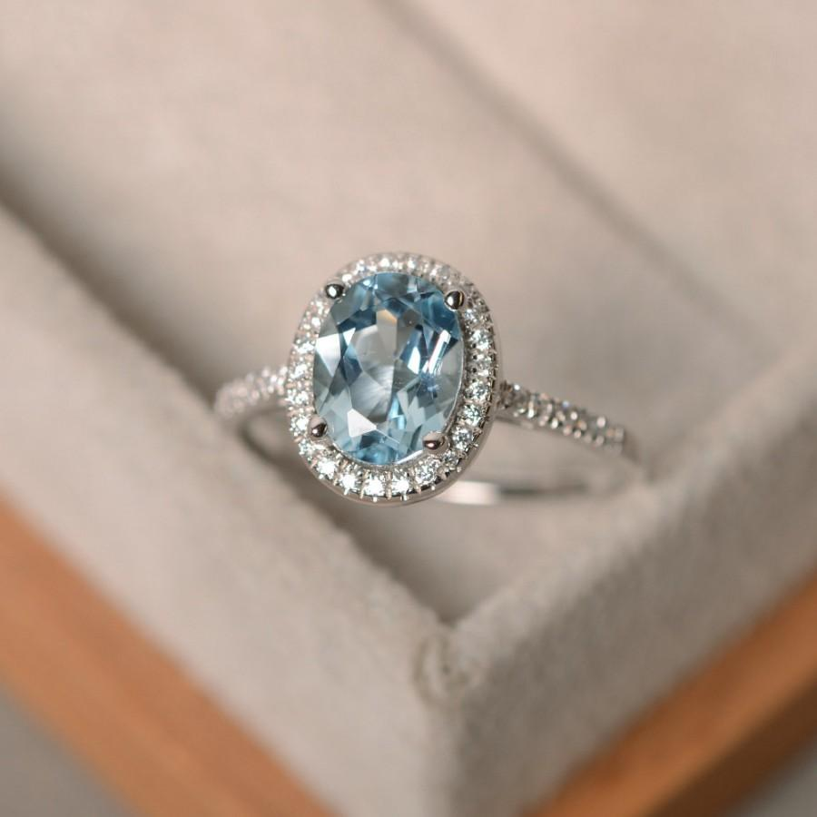 ring luxury march birthstone twig of thewhistleng com by caroline rings engagement awesome aquamarine