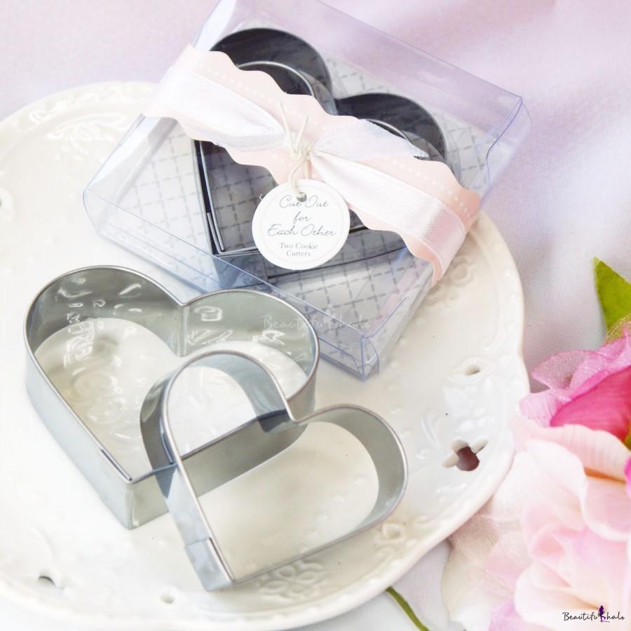 Beter Gifts® Heart Shaped Cookies & Cake Cutter Mold #2558730 - Weddbook